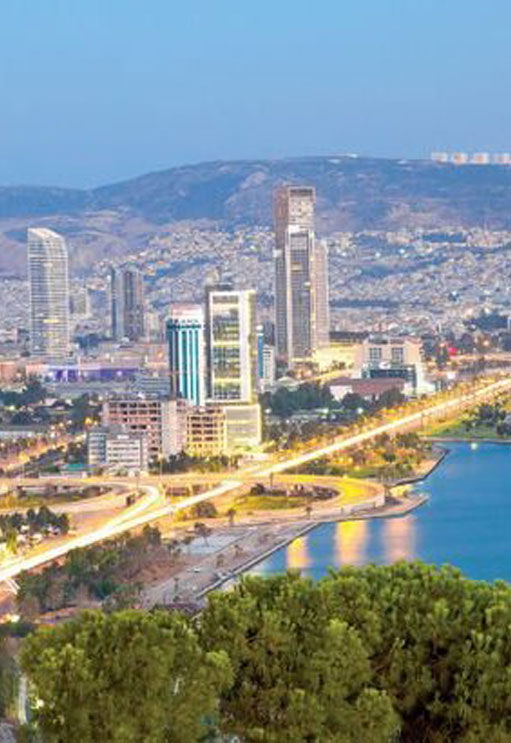 International conference in Izmir, Turkey; October 11, 2018
