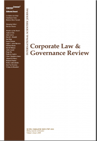 Corporate Law & Governance Review
