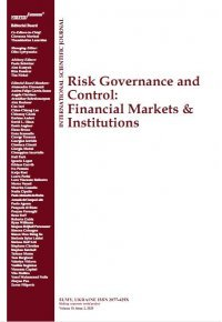Risk Governance and Control: Financial Markets & Institutions
