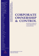 EDITORIAL CONTRIBUTION: CORPORATE OWNERSHIP & CONTROL