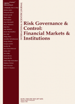 Distinguished Reviewers 2019: Risk Governance and Control: Financial Markets & Institutions