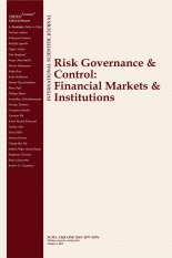 New issue of risk governance and control: Financial markets & institutions journal