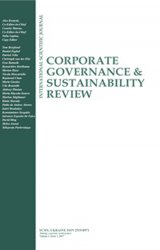 Distinguished Reviewers 2018: Corporate Governance and Sustainability Review