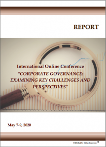 Online Corporate Governance Conference: a report and infographics