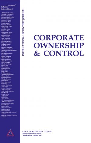 A Comparison Of Corporate Governance Systems In The